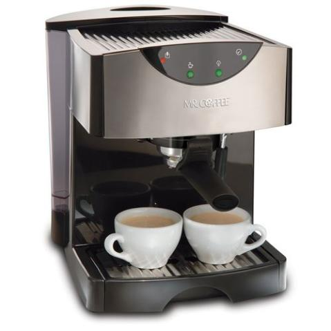 Mr. Coffee ECMP50 Espresso/Cappuccino Maker